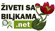 Živeti sa biljkama – Ozelenjavanje i uređivanje dvorišta i zelenih površina Logo