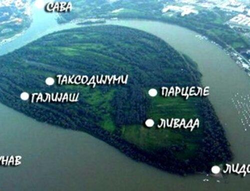 Upoznajmo Ratno ostrvo