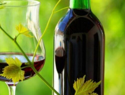 Melem od vina za srce