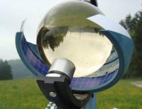 Heliograf- instrument koji beleži svaki sunčev zrak