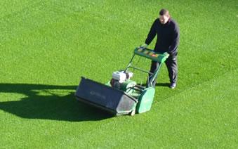 Projektovanje, postavljanje i održavanje tepih rolo travnjaka